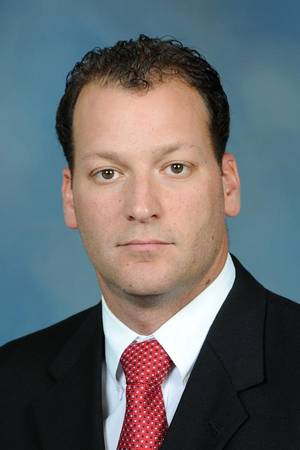 photo - New Oklahoma State offensive coordinator Mike Yurcich. PHOTO COURTESY SHIPPENSBURG SPORTS INFORMATION