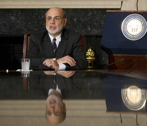 Photo - Ben Bernanke