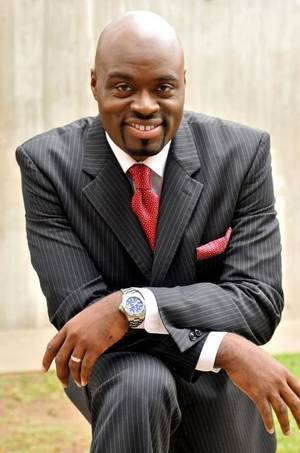 "photo - Corey D. Taylor, a Tulsa motivational speaker, will launch his ""2012 Resiliency Tour"" on Friday, Nov. 9. Taylor hopes to inspire at-risk youth to try their hardest and never give up. <strong> - Provided</strong>"