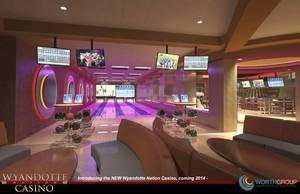 Photo - Wyandotte Nation Casino artist renderings. Photos provided by Wyandotte Nation Casino