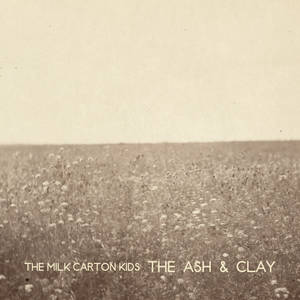 "Photo - This CD cover image released by ANTI Records shows ""The Ash & Clay,"" by The Milk Carton Kids. (AP Photo/ANTI Records)"