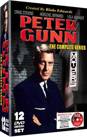 &quot;Peter Gunn.&quot; &lt;strong&gt;&lt;/strong&gt;
