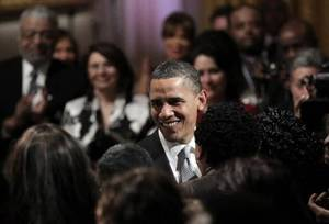 Photo - President Barack Obama is seen in this 2011 AP photo.
