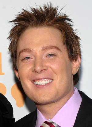 Photo - FILE - In this March 28, 2009 file photo, singer Clay Aiken attends the 20th Annual Gay & Lesbian Alliance Against Defamation (GLAAD) Media Awards in New York. Aiken said Wednesday Feb. 5, 2014 he'll seek the Democratic nomination for the seat currently held by Rep. Renee Ellmers. The 35-year-old Aiken is expected to face former state commerce secretary Keith Crisco of Asheboro and licensed professional counselor Toni Morris of Fayetteville in the Democratic primary. (AP Photo/Evan Agostini, file)