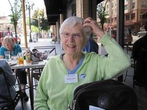 photo - Provided photo of Gladys Dronberger, who was surprised to find out there was still $100 unclaimed from her grandfather's old well. Provided photo. <strong></strong>