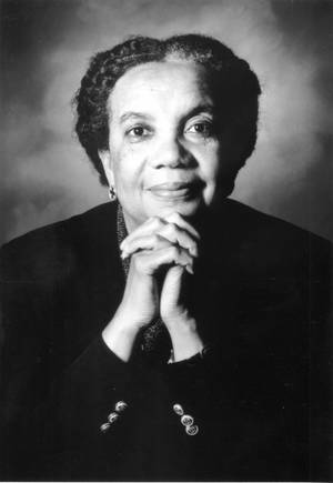 Photo - Marian Wright Edelman
