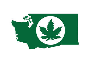 Photo - In this graphic provided by the Washington State Liquor Control Board, a logo that will be used for labeling legal marijuana produced in Washington state is shown. Officials released a preliminary draft of regulations for growing and selling legalized marijuana Thursday, May 16, 2013. Voters last November made Washington and Colorado the first states to legalize the sale of taxed marijuana to adults over 21 at state-licensed stores. (AP Photo/Washington State Liquor Control Board)