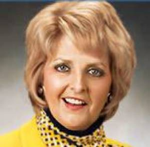 Photo - Jeanie Webb Will is president of Rose State College in Midwest City.