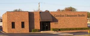 Photo - The former Gordon Dinsmore Studio, 3621 NW 50, is shown. PHOTO PROVIDED BY CUSHMAN & WAKEFIELD