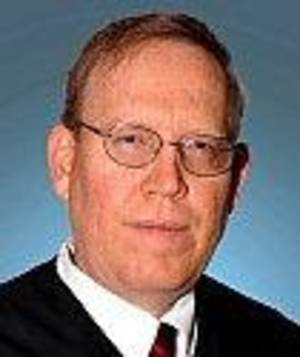 Photo - Caddo County Special Judge David A. Stephens <strong></strong>