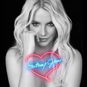 "Photo - This photo provided by RCA Records shows the album cover for Britney Spears', ""Britney Jean,"" from RCA Records. (AP Photo/RCA Records)"