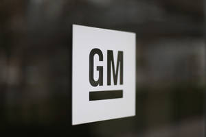 Photo -  The General Motors logo at the company's world headquarters in Detroit. AP Photo  <strong>Paul Sancya -  AP </strong>