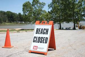Photo - Oologah Lake is among those in Oklahoma where recent rain has forced some recreation spots to close. (Claremore Daily Progress photo)