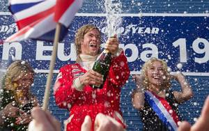 "Photo - ""Rush"" stars Chris Hemsworth as charismatic Englishman James Hunt. PHOTO PROVIDED <strong></strong>"