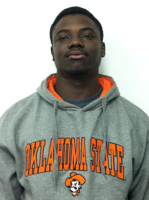 Photo - OSU football recruit Corion Webster. PHOTO PROVIDED <strong></strong>