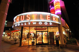Photo -  A Hustler Hollywood store in New Orleans is shown. The adult chain will open an Oklahoma City store Thursday at 500 S Meridian. Photo provided  <strong></strong>