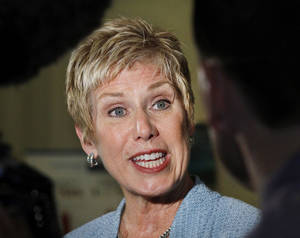 photo - State schools Superintendent Janet Barresi
