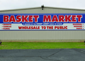 Photo - Basket Market at 1501 S Meridan, a Hobby Lobby affiliated company. <strong> - PROVIDED BY HOBBY LOBBY</strong>