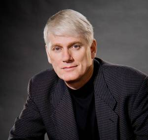 Photo - Dark Horse President Mike Richardson will give the keynote address at the sixth annual ComicsPRO Annual Membership Meeting next week in Dallas.  Photo provided