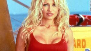 Photo - BAYWATCH, Pamela Anderson, ca. 1995, 1989-2001
