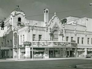 Photo - Miami's Coleman Theater   Photo provided by the Oklahoma History Center <strong>Oklahoma History Center</strong>