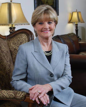 photo - Elaine Stith is superintendent of Metro Technology Centers. <strong></strong>