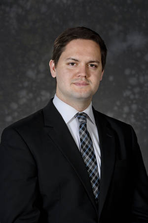 Photo -  Jason A. McVicker A civil litigation attorney with McAfee & Taft  <strong></strong>