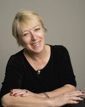 Photo - Nobel Laureate Professor Jody Williams