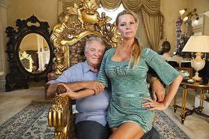 "Photo - David and Jackie Siegel are shown in the documentary ""The Queen of Versailles."" Photo provided. <strong></strong>"