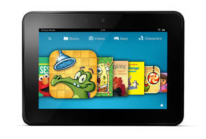 Photo - This image provided by Amazon shows a new subscription service for children's games, videos and books aimed at getting more kids to use its Kindle Fire tablet devices.  Amazon.com Inc. plans to announce Wednesday, Dec. 5, 2012 that the Kindle FreeTime Unlimited service will be available in the next few weeks as part of an automatic software update. (AP Photo/Amazon)