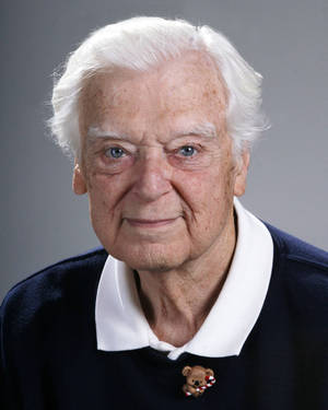 Photo - Al McLaughlin in December 2006. <strong>BILL WAUGH - THE OKLAHOMAN</strong>