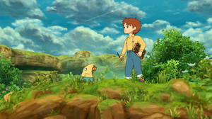 "photo - This video game image released by Namco Bandai shows a scene from ""Ni no Kuni: Wrath of the White Witch."" (AP Photo/Namco Bandai)"
