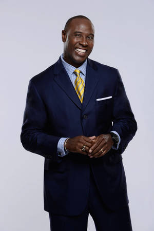 Photo - FOX College Football & NFL on FOX Analyst: Charles Davis. PHOTO PROVIDED <strong></strong>