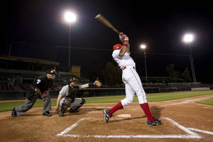 Photo - Attitude figured into longevity for baseball players in a study. <strong>Donald Miralle</strong>