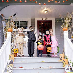 photo - On Halloween, both trick-or-treaters and motorists need to be extra vigilant, according to a spokesman for the Oklahoma Safety Council. Photo provided.   <strong>Ryan McVay</strong>