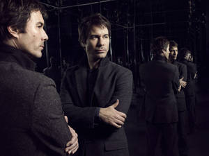 "Eric McCormack stars in the new drama series ""Perception."" TNT PHOTO <strong>Art Streiber</strong>"