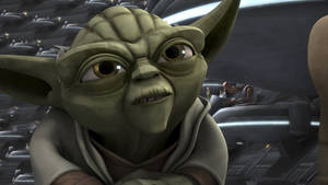 "Photo - Yoda is shown in a scene from an episode of the sixth season of ""Star Wars: The Clone Wars."" The sixth and final season of ""Star Wars: The Clone Wars"" will be shown exclusively to Netflix subscribers in the U.S. and Canada beginning March 7. AP Photo <strong>Uncredited - AP</strong>"