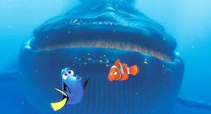 "A scene from the Pixar film ""Finding Nemo."" IMAGE PROVIDED BY Disney"