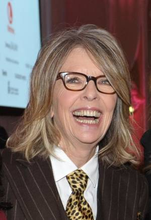 Photo - Actress Diane Keaton attends The Hollywood Reporter's 21st Annual Women in Entertainment Power 100 breakfast presented by Lifetime on Wednesday, Dec. 5, 2012 in Beverly Hills, Calif.  (AP Photo/The Hollywood Reporter, John Shearer)