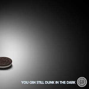 Photo - This image provided by Oreo's on Sunday, Feb. 3, 2013, shows the image the company's marketers tweeted some 10 minutes after the power went out during the Super Bowl XLVII football game. When a blackout hit and the lights went out in the stadium early in the third quarter of Super Bowl XLVII, Oreo was prepared to create instant social media content because the cookie maker and its digital agency 360i had been working on a campaign for Oreo's 100th anniversary. The campaign featured a different ad every day that responded to news events for 100 days. (AP Photo/Oreo's )