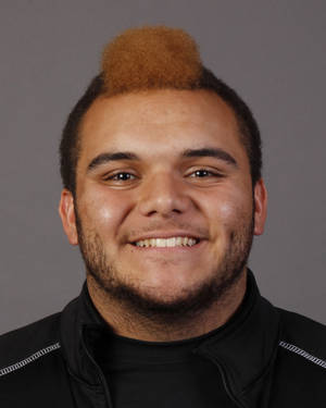 photo - MUG: Midwest City&#039;s Carlos Romaine Freeman poses for a photo during winter high school sports photo day at OPUBCO in Oklahoma City, Wednesday, Nov. 16, 2011. Photo by Nate Billings, The Oklahoman