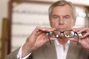 Photo - The Savvy Senior columnist Jim Miller writes that one way to cut vision care costs could be to buy a standalone vision insurance policy or discount plan. Thinkstock. <strong></strong>