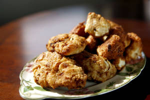 Photo -  Miss Bonnie's fried chicken and biscuits are a family favorite.  <strong>SARAH PHIPPS -  THE OKLAHOMAN </strong>