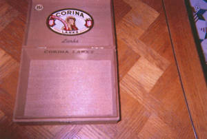 Photo - Vintage cigar boxes are collectible. <strong></strong>