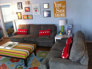 Photo -  A room at the Saville Center, which offers child advocacy services in Stillwater. Photo provided   <strong></strong>