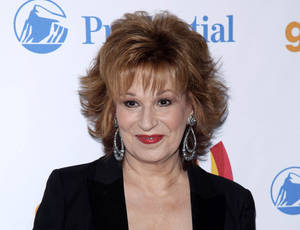 Photo -   FILE - In this March 13, 2010 file photo, TV personality Joy Behar attends the 21st annual GLAAD Media Awards in New York. Current TV says Joy Behar will soon be joining the network to host a prime-time talk show. Behar, whose nightly program on cable channel HLN ended last December, will return with a show on Current in September, the network announced Monday. It will originate Monday through Thursday at 6 p.m. Eastern time. (AP Photo/Peter Kramer, file)