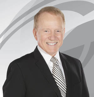 Photo - KWTV-9 chief meterologist Gary England