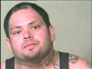 photo - Miguel Alvarez, 33, was arrested for trafficking illegal drugs after police found a half-pound of meth in his car on Wednesday, Jan. 2. <strong>provided - provided</strong>