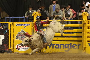 photo - Photo provided by the Professional Rodeo Cowboys Association