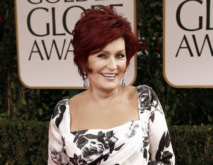 "Photo -   FILE - This Jan. 15, 2012 file photo shows Sharon Osbourne at the 69th Annual Golden Globe Awards in Los Angeles. Sharon Osbourne says she had a double mastectomy after learning she carries a gene that increases the risk of developing breast cancer. Osbourne told Hello! magazine that ""I didn't want to live the rest of my life with that shadow hanging over me."" The 60-year-old ""America's Got Talent"" judge, who had colon cancer a decade ago, said that without the surgery, ""the odds are not in my favor."" (AP Photo/Matt Sayles, file)"